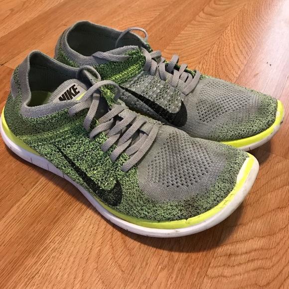 low priced ea3fc 64b93 Nike free 4.0 Flyknit Men's Sz 10.5